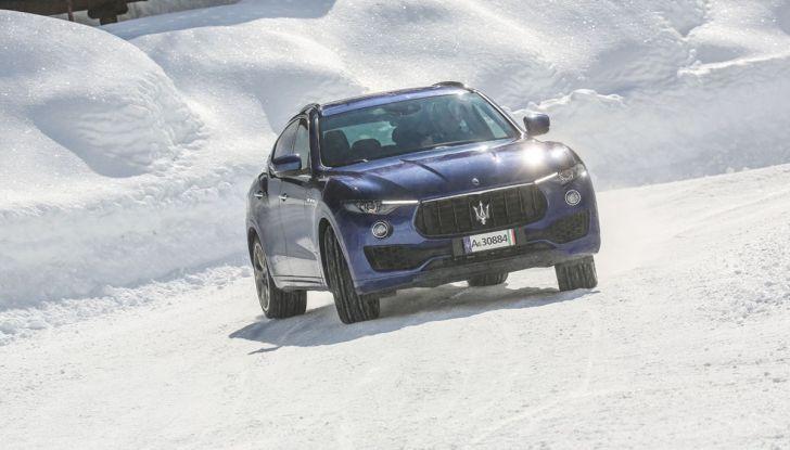 Maserati Levante GranSport 2018, prova su strada del Q4 Diesel: SUV da 275CV - Foto 12 di 46