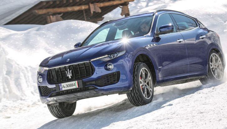 Maserati Levante GranSport 2018, prova su strada del Q4 Diesel: SUV da 275CV - Foto 2 di 46