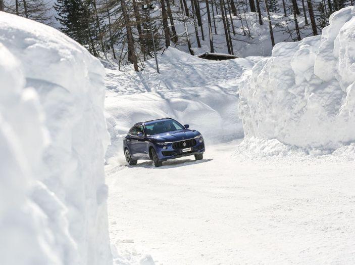 Maserati Levante GranSport 2018, prova su strada del Q4 Diesel: SUV da 275CV - Foto 13 di 46