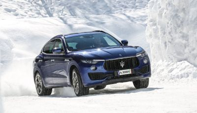 Maserati Levante Gransport MY2018 Diesel