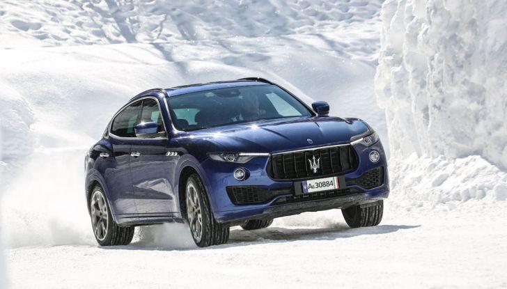 Maserati Levante GranSport 2018, prova su strada del Q4 Diesel: SUV da 275CV - Foto 14 di 46