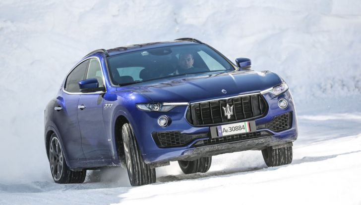 Maserati Levante GranSport 2018, prova su strada del Q4 Diesel: SUV da 275CV - Foto 15 di 46