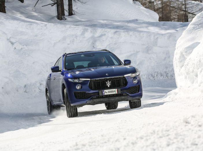 Maserati Levante GranSport 2018, prova su strada del Q4 Diesel: SUV da 275CV - Foto 20 di 46