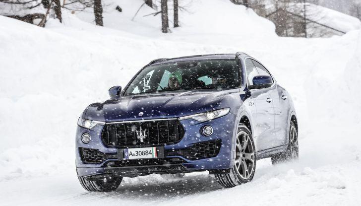 Maserati Levante GranSport 2018, prova su strada del Q4 Diesel: SUV da 275CV - Foto 1 di 46