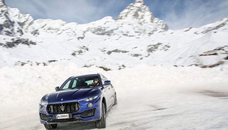 Maserati Levante GranSport 2018, prova su strada del Q4 Diesel: SUV da 275CV - Foto 22 di 46