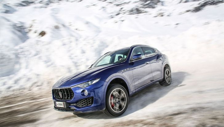 Maserati Levante GranSport 2018, prova su strada del Q4 Diesel: SUV da 275CV - Foto 24 di 46