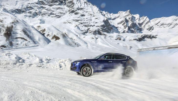 Maserati Levante GranSport 2018, prova su strada del Q4 Diesel: SUV da 275CV - Foto 26 di 46