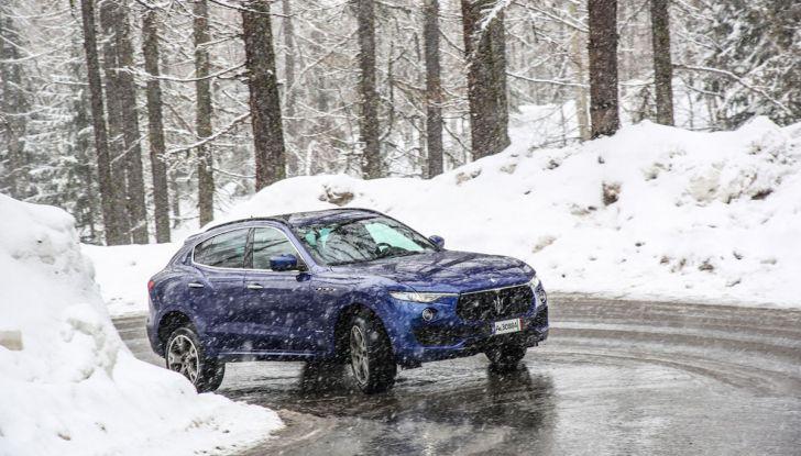 Maserati Levante GranSport 2018, prova su strada del Q4 Diesel: SUV da 275CV - Foto 27 di 46