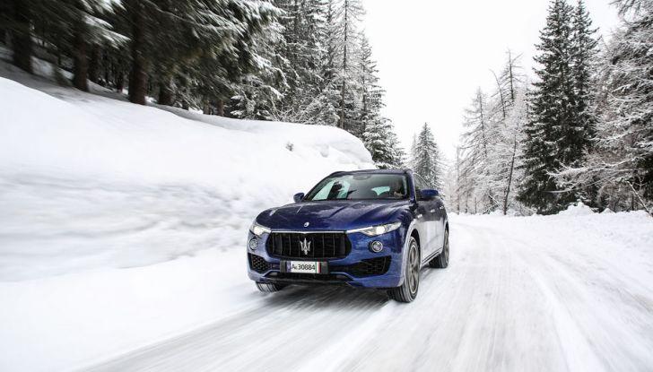 Maserati Levante GranSport 2018, prova su strada del Q4 Diesel: SUV da 275CV - Foto 31 di 46