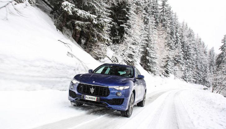 Maserati Levante GranSport 2018, prova su strada del Q4 Diesel: SUV da 275CV - Foto 32 di 46