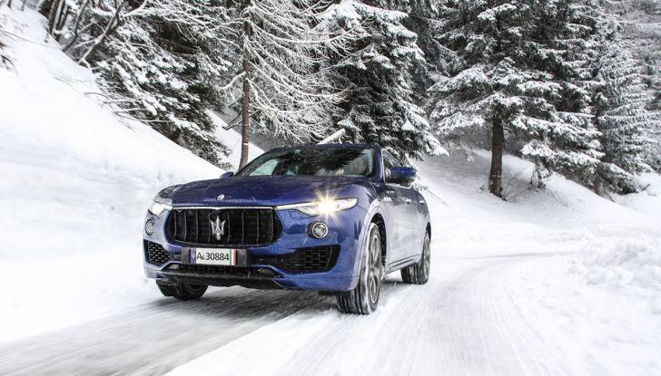 Maserati Levante GranSport 2018, prova su strada del Q4 Diesel: SUV da 275CV - Foto 33 di 46