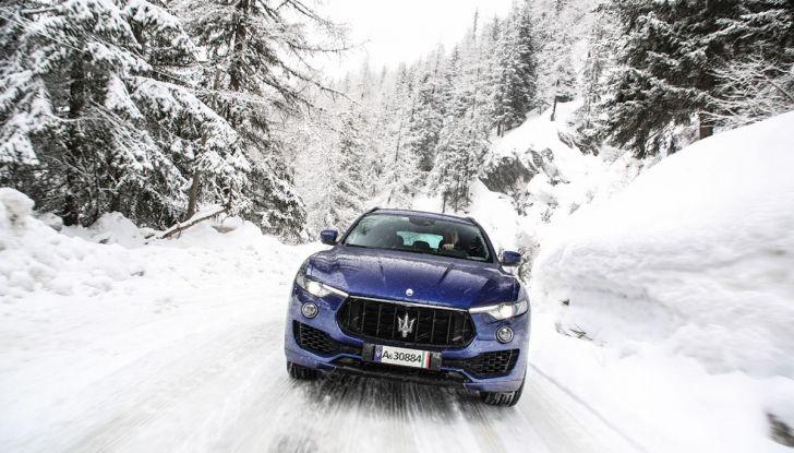 Maserati Levante GranSport 2018, prova su strada del Q4 Diesel: SUV da 275CV - Foto 4 di 46