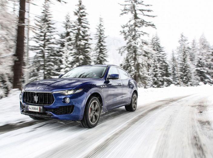 Maserati Levante GranSport 2018, prova su strada del Q4 Diesel: SUV da 275CV - Foto 34 di 46