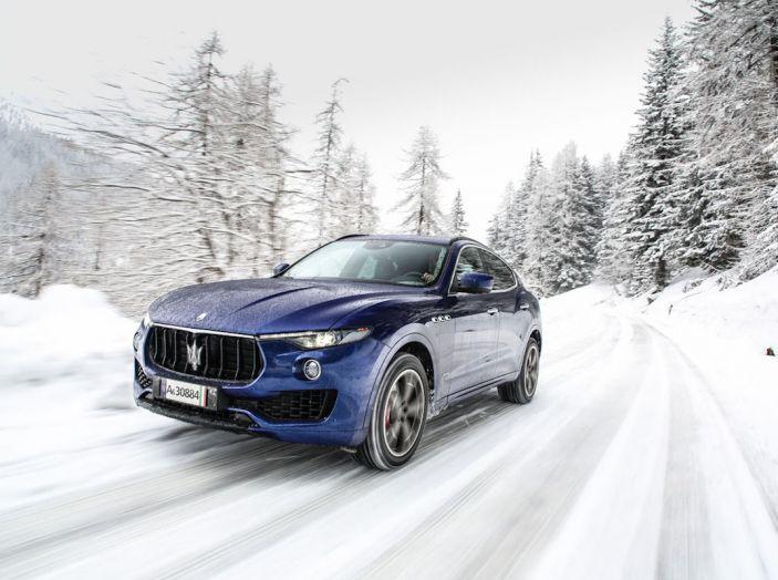 Maserati Levante GranSport 2018, prova su strada del Q4 Diesel: SUV da 275CV - Foto 35 di 46