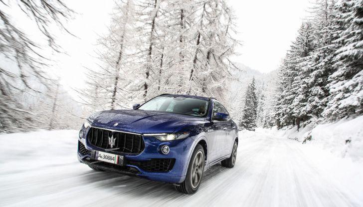 Maserati Levante GranSport 2018, prova su strada del Q4 Diesel: SUV da 275CV - Foto 36 di 46