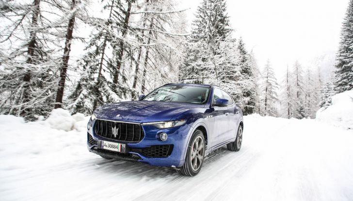 Maserati Levante GranSport 2018, prova su strada del Q4 Diesel: SUV da 275CV - Foto 37 di 46