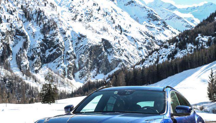Maserati Levante GranSport 2018, prova su strada del Q4 Diesel: SUV da 275CV - Foto 39 di 46