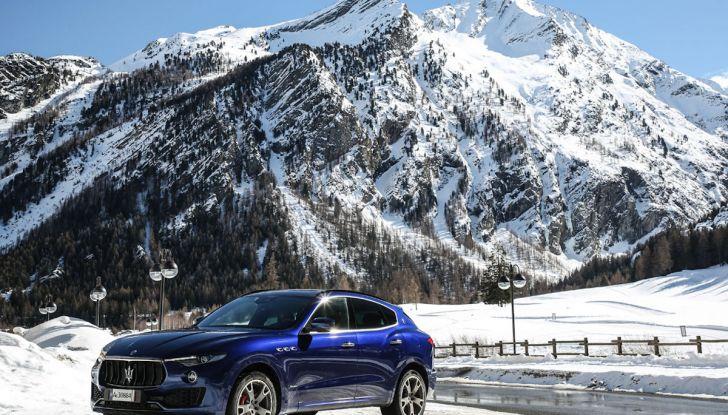 Maserati Levante GranSport 2018, prova su strada del Q4 Diesel: SUV da 275CV - Foto 40 di 46
