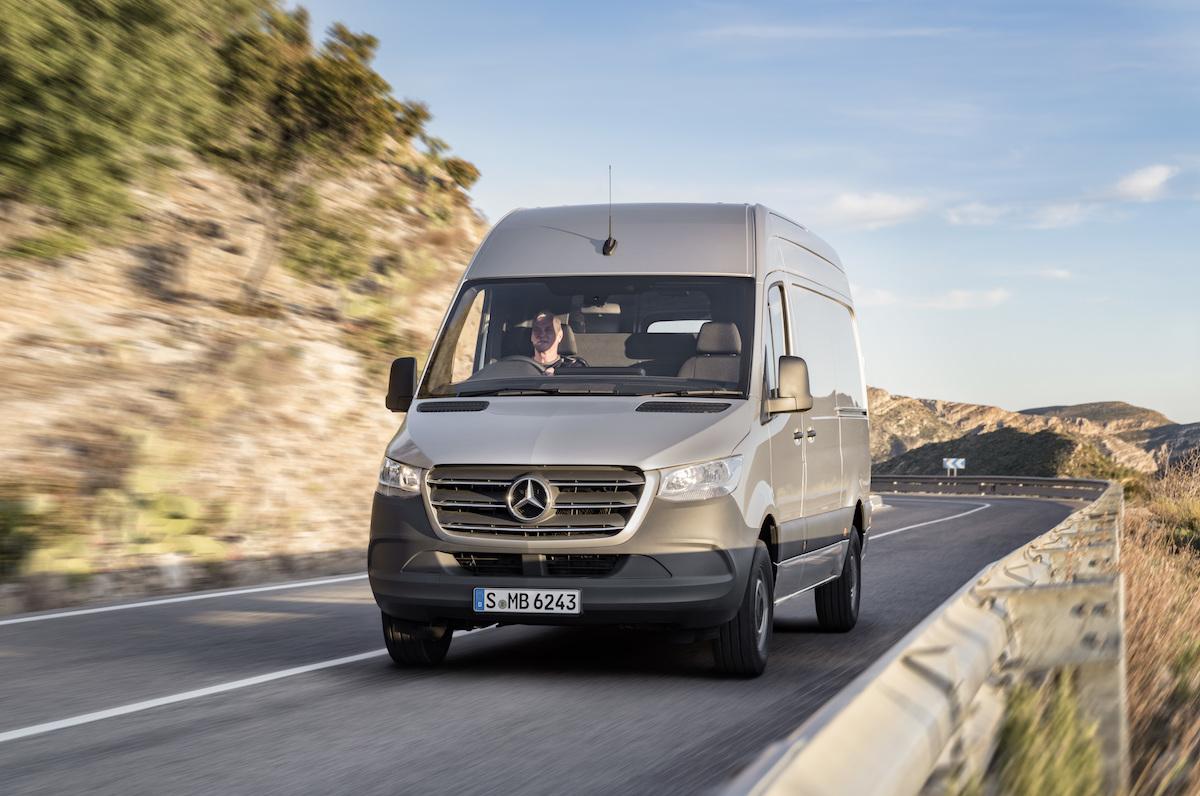 Mercedes - Sprinter