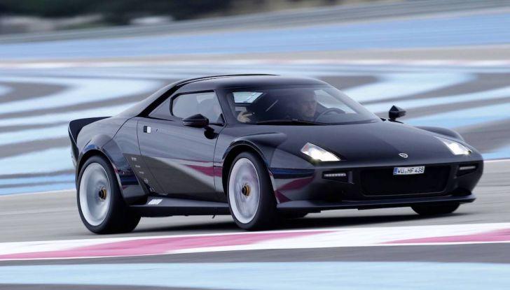Nuova Lancia Stratos 2018: il sogno è finalmente realtà - Foto 2 di 20