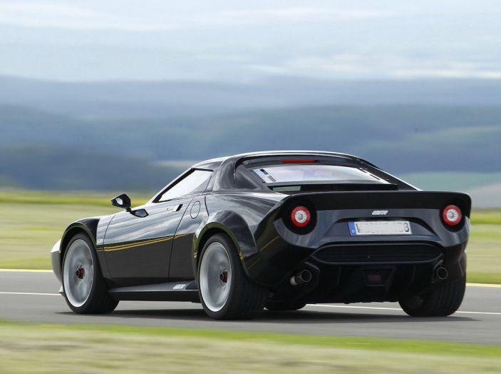 Nuova Lancia Stratos 2018: il sogno è finalmente realtà - Foto 13 di 20