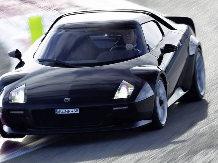 Nuova Lancia Stratos 2018: il sogno è finalmente realtà - Foto 19 di 20