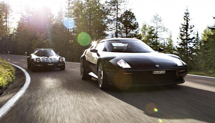 Nuova Lancia Stratos 2018: il sogno è finalmente realtà - Foto 1 di 20