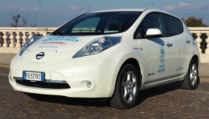 Quanto costa un pieno dell'auto elettrica? - Foto 12 di 13