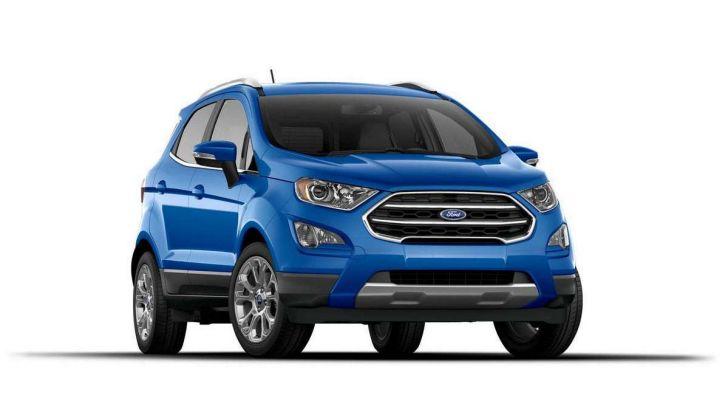 Nuova Ford Ecosport Plus a rate da 149 euro al mese - Foto 2 di 14