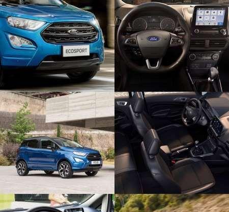 Nuova Ford Ecosport Plus a rate da 149 euro al mese - Foto 11 di 14