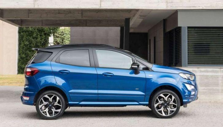 Nuova Ford Ecosport Plus a rate da 149 euro al mese - Foto 1 di 14