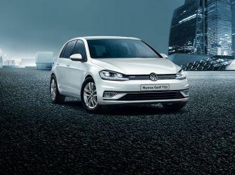 Volkswagen Golf 2018: l'1.4 TGI  a metano allo stesso prezzo del benzina
