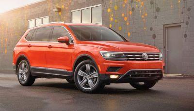 Nuova Volkswagen Tiguan in sconto con rate mensili di 249 euro al mese