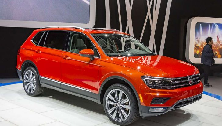 Nuova Volkswagen Tiguan in sconto con rate mensili di 249 euro al mese - Foto 4 di 8