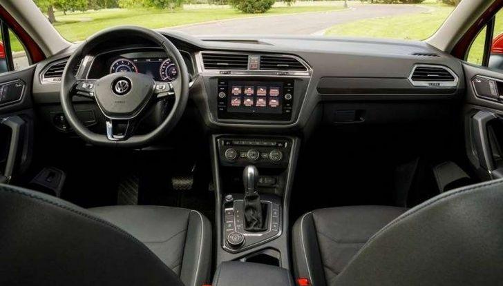 Nuova Volkswagen Tiguan in sconto con rate mensili di 249 euro al mese - Foto 5 di 8