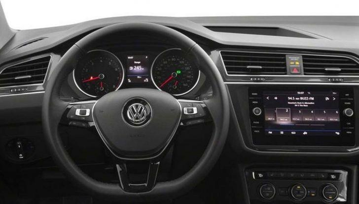 Nuova Volkswagen Tiguan in sconto con rate mensili di 249 euro al mese - Foto 7 di 8