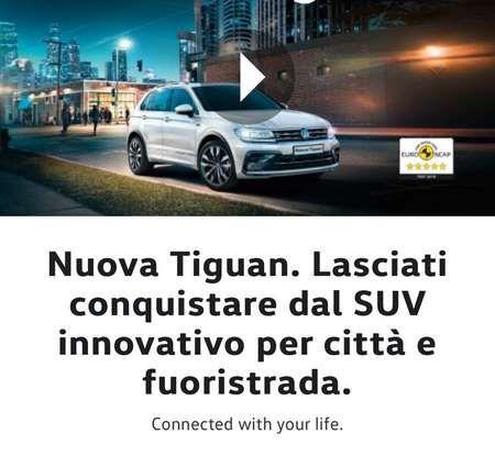 Nuova Volkswagen Tiguan in sconto con rate mensili di 249 euro al mese - Foto 2 di 8