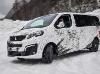 Peugeot Traveller Traction Control, il multispazio con trazione integrale