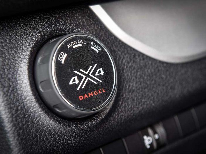 Peugeot Traveller Traction Control, il multispazio con trazione integrale - Foto 5 di 9