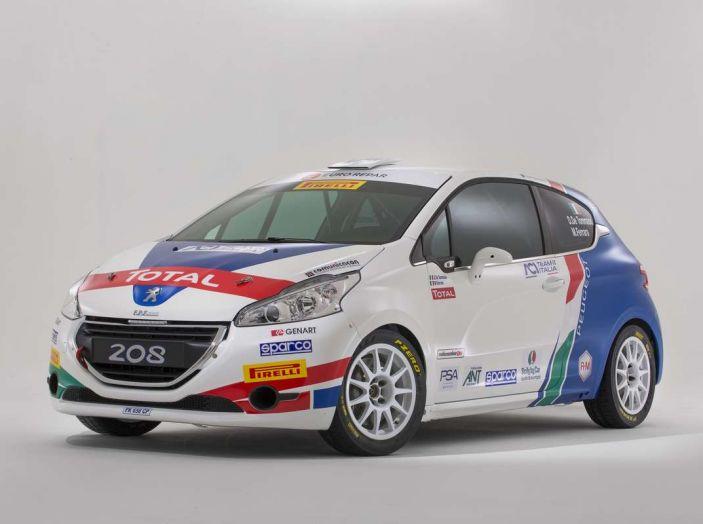 Peugeot presenta i team del Campionato Italiano Rally (CIR) 2018 - Foto 11 di 40