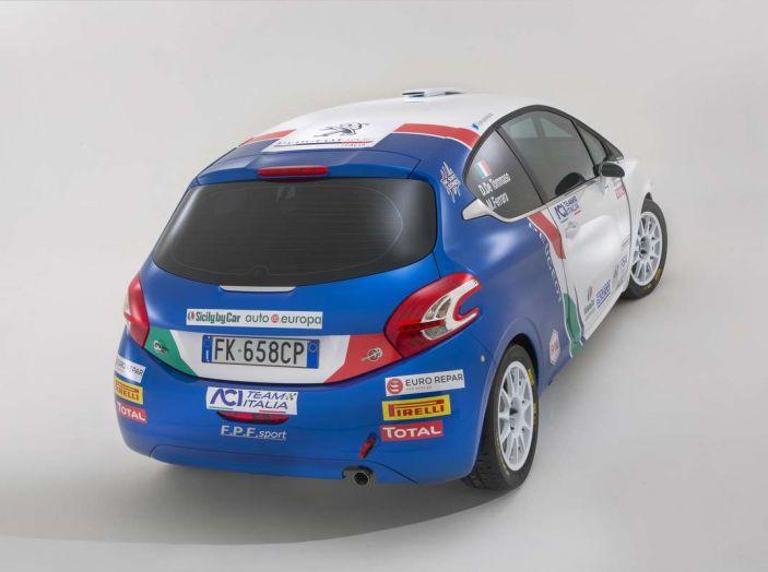 Peugeot presenta i team del Campionato Italiano Rally (CIR) 2018 - Foto 13 di 40