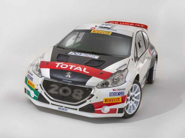 Peugeot presenta i team del Campionato Italiano Rally (CIR) 2018 - Foto 20 di 40