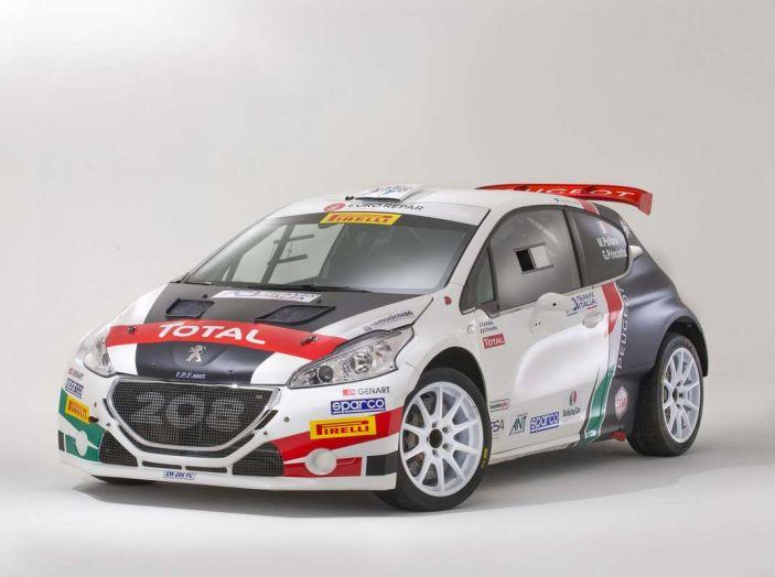 Peugeot presenta i team del Campionato Italiano Rally (CIR) 2018 - Foto 21 di 40