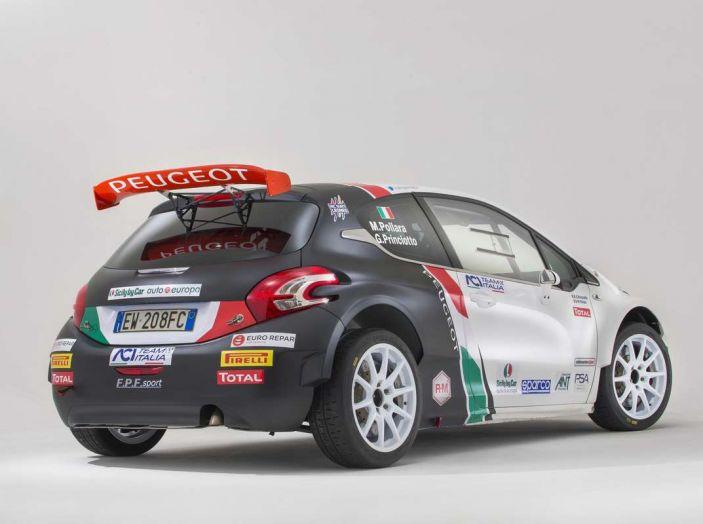 Peugeot presenta i team del Campionato Italiano Rally (CIR) 2018 - Foto 22 di 40