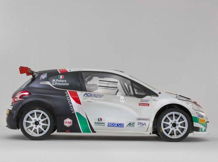 Peugeot presenta i team del Campionato Italiano Rally (CIR) 2018 - Foto 24 di 40