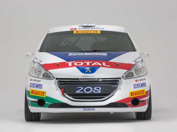 Peugeot presenta i team del Campionato Italiano Rally (CIR) 2018 - Foto 29 di 40