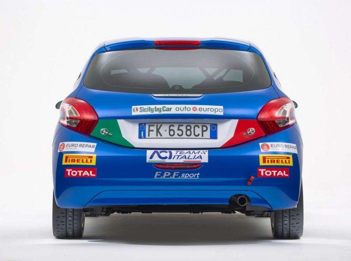 Peugeot presenta i team del Campionato Italiano Rally (CIR) 2018 - Foto 30 di 40