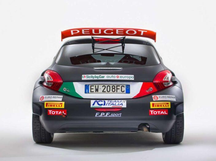 Peugeot presenta i team del Campionato Italiano Rally (CIR) 2018 - Foto 33 di 40