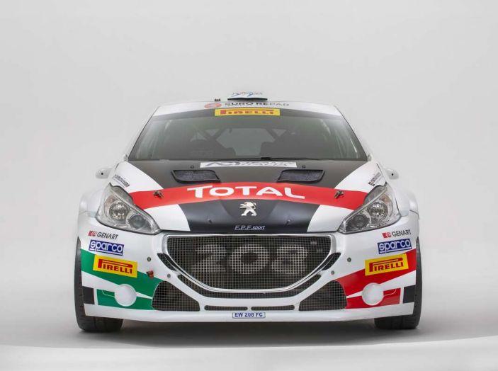 Peugeot presenta i team del Campionato Italiano Rally (CIR) 2018 - Foto 34 di 40