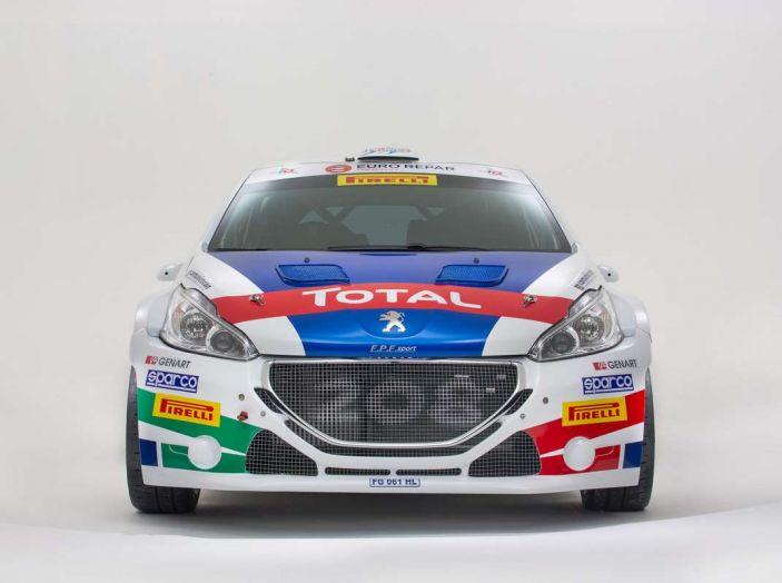 Peugeot presenta i team del Campionato Italiano Rally (CIR) 2018 - Foto 35 di 40
